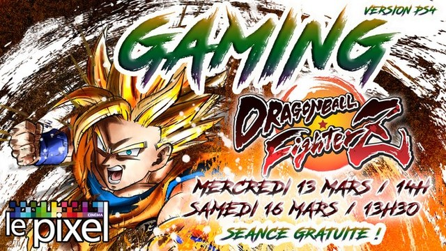 GAMING DRAGON BALL FIGHTERZ