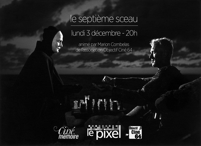 Photo du film Le Septième Sceau