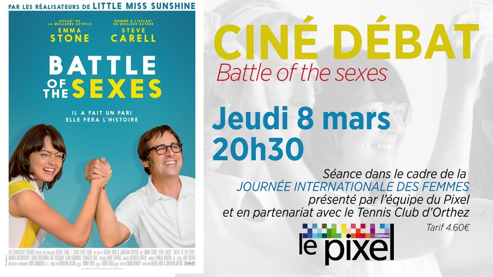 Photo du film Battle of the Sexes