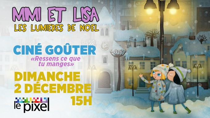Photo du film Mimi & Lisa, les lumières de Noël