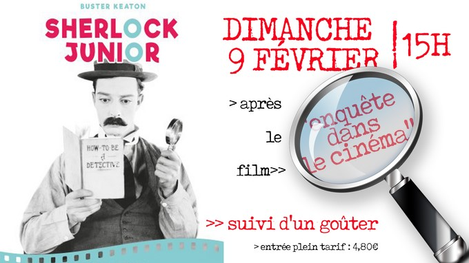 Photo du film Sherlock Junior